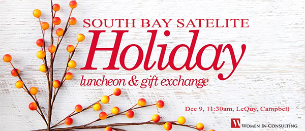 South Bay Satellite Holiday Luncheon